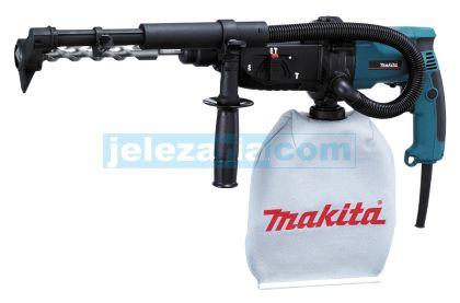 Перфоратор Makita HR2432 780W, 24 мм, SDS - Plus