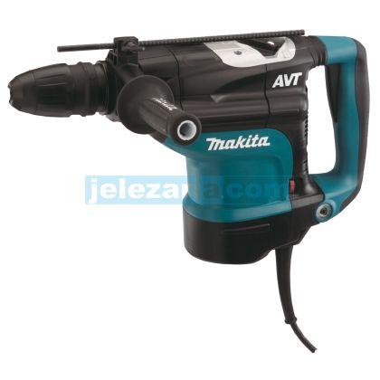 Перфоратор Makita HR4511C 1350W, 45 мм, SDS - MAX, AVT