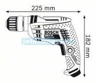 Едноскоростна Бормашина Bosch GBM 6 RE