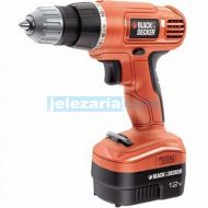 Акумулаторна Бормашина Black & Decker EPC12CA 12 V