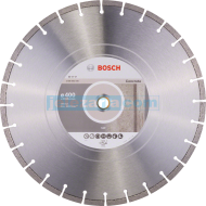 Диамантен диск  Bosch Standard for CONCRETE ф400 x 20/25,4 x 10мм