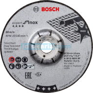 Диск за метал Bosch Expert for Inox ф76х10х1.0мм - 5бр