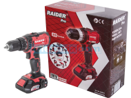 Акумулаторна бормашина SET RAIDER RDP-SCD20