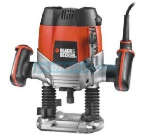 Оберфреза Black&Decker 1200W  KW900E-XK