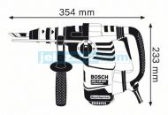Перфоратор Bosch SDS-Plus, GBH 3-28 DFR