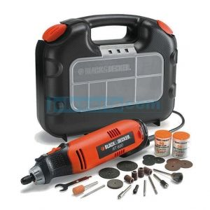 Шлифовалка Black and Decker RT650KA
